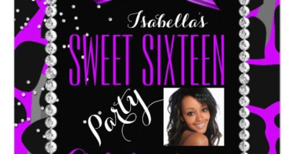 Invitation For Sweet 15 is best invitations example