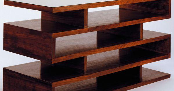 Walter gropius newspaper shelves 1923 dise o - Bauhaus estanterias ...