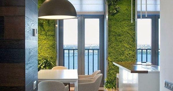 Jardines verticales en la cocina jard n vertical jard n for Jardin vertical cocina