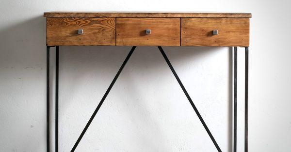 wunderart design konsole konsolentisch ebay tischbeine hocker pinterest interiors. Black Bedroom Furniture Sets. Home Design Ideas