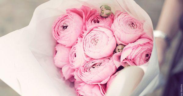 Tulip bouquet - Pink Flowers