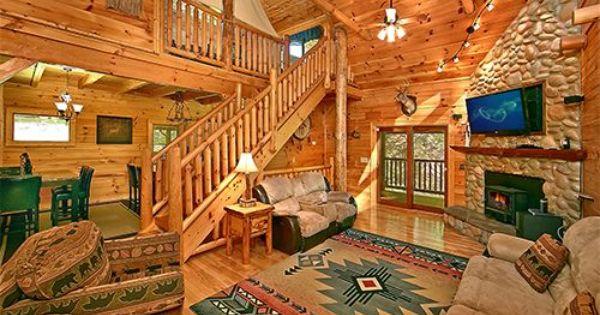 Pigeon Forge Cabin Shady Creek Retreat 1 Bedroom Gatlinburg Cabins Smoky Mountains Cabins Gatlinburg