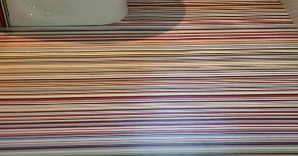 Funky Bright Vibrant Candy Stripe Vinyl Floor In Bubblegum Lindrick Gym Pinterest Vinyls