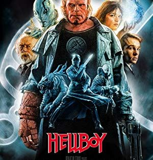 Hellboy Full 720p Tek Parca Izle Film Posteri Mike Mignola Film
