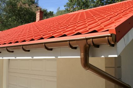 Gutter Installation Cost With Images Metal Roof How To