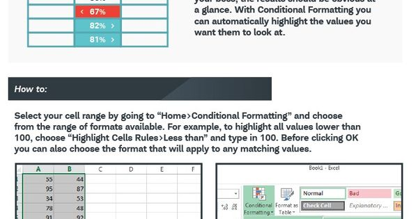 Want to wow colleagues and management with some slick Excel moves? Show you can mix it with the best with these handy Excel tricks that really will impress your boss.