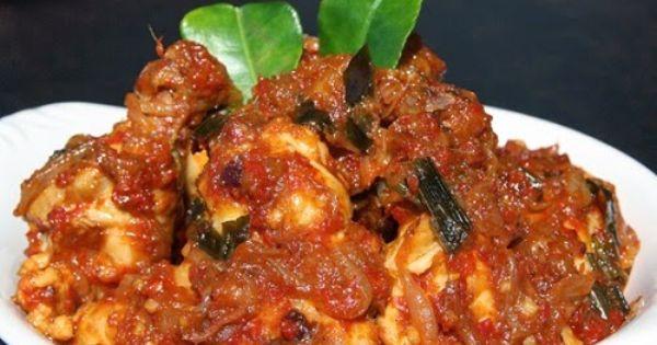 Resep Ayam Rica Rica Bumbu Pedas Kumpulan Resep Paling Enak Resep Ayam Resep Makanan Resep Masakan
