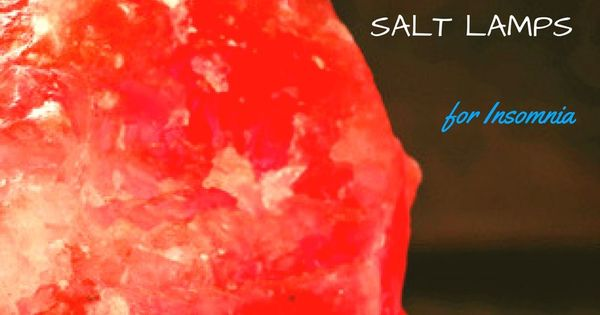 Himalayan Salt Lamp Sleep Apnea : I could not sleep until I put THIS in my bedroom... Himalayan salt, Himalayan salt lamp and ...