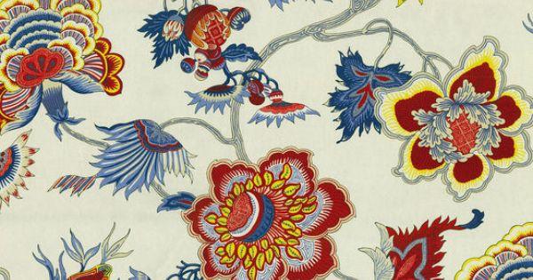 Home Decor Print Fabric- IMAN Samoan Plantation Gem, , Hi