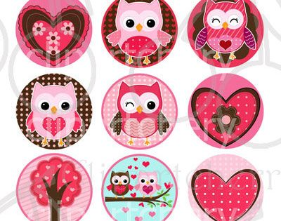 Valentine Owl printables cute shirt idea for Morgan...