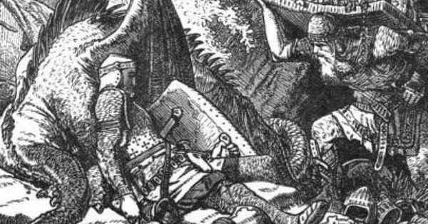 beowulf heroic journey essay