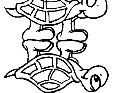 Dr seuss yertle the turtle coloring pages 1002 preschool for Yertle the turtle coloring page