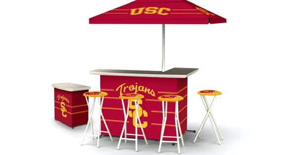 Perfect Usc Trojans Tailgate Bar Sports Fan