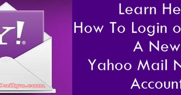 Yahoo Mail Sign Up Nigeria 234 Www Yahoomail Com Registration Mail Sign Registration Mailing