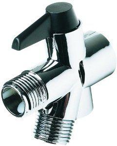 Best Shower Head Diverter And Shower Head Splitter Reviews In 2020