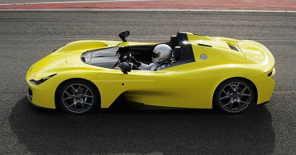 A Street Car Named Dallara Super Cars Sports Cars Car