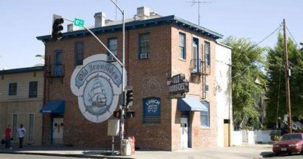 Old Ironsides Sacramento Ca Sacramento California California Sacramento