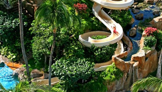 The Westin Maui Resort Spa, Hawaii - This is like the ultimate