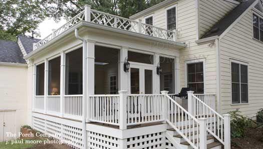 Screen Porch Design Ideas For Your Porch S Exterior In 2020