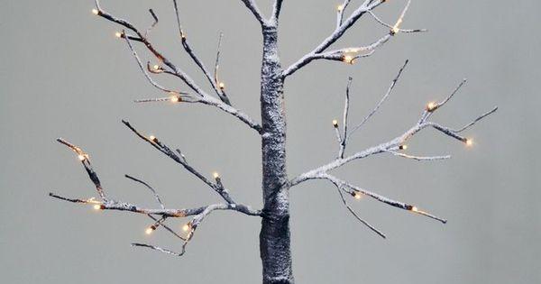 Small Luxury Light Up Tree Outdoor Indoor Use LED Twig