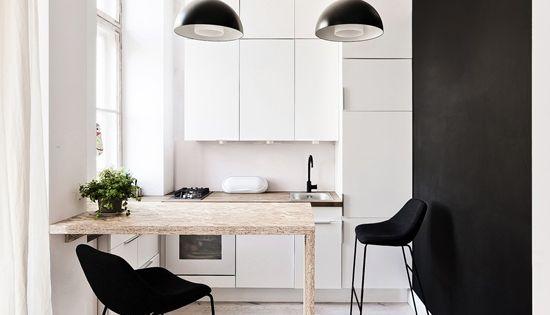 osb petite cuisine petites cuisines et armoires. Black Bedroom Furniture Sets. Home Design Ideas
