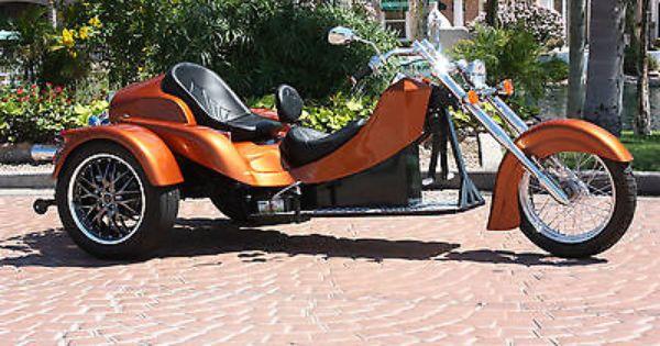 Vw Custom Trikes 2014 Trike Motorcycle Trike Chopper Trike