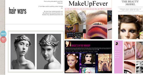 5 Inspiring Tumblr Beauty Blogs Model Hair Latest Fashion Clothes Fashion Beauty