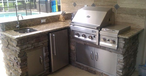 Premier Outdoor Kitchens Tampa NEW Pool and Lanai Pinterest