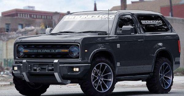 2017 Ford Bronco Specs Redesign Price Interior Powertrain