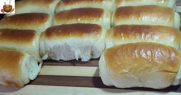 Youtube Homemade Hamburger Buns Yummy Food Dessert Food