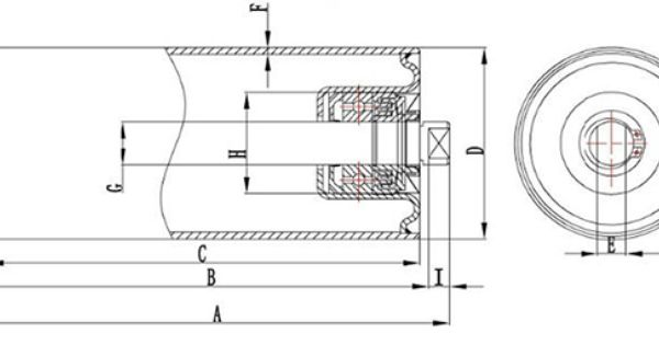 Do You Know What Are The Main Technical Requirements Of Conveyor Roller Conveyor Roller Dimensions