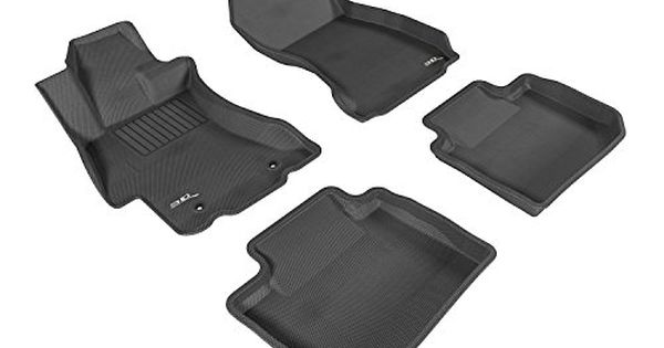 3d Maxpider Complete Set Custom Fit All Weather Floor Mat For