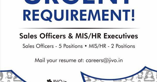 We are #Hiring! REQUIRED Jivo Wellness Pvt Ltd (wwwjivoin) is - mis resume