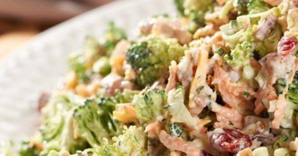 Summer Broccoli Salad Recipe - Key Ingredient