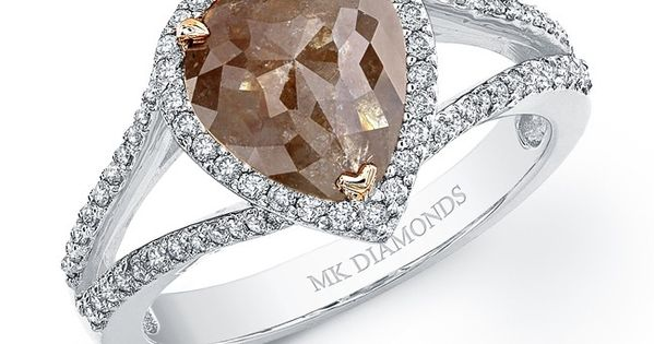What Is A Chocolate Diamond Ring