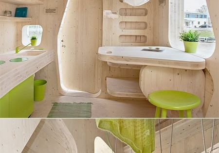 Cool And Small House For Students  Reviews on Property  Pinterest  작은 집, 집 ...