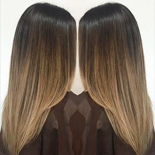 straight hair balayage brown , Google Search