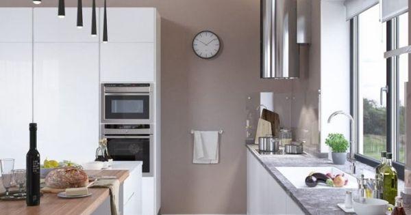 Optimale Kücheneinrichtung   Raum Und Einrichtung In Einklang Bringen |  Küche | Pinterest | Und And In