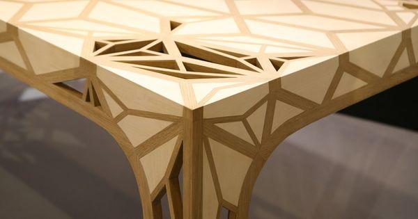 Table en marqueterie atelier mogador ob 39 art montpellier arts design pinterest - Art de la table montpellier ...