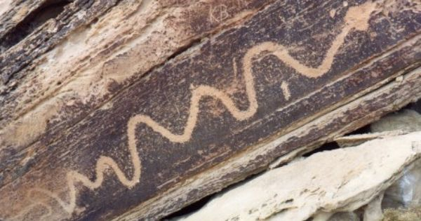 Introduction Prehistoric Art Petroglyphs San Rafael Swell