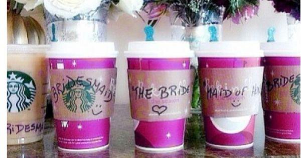 Starbucks drinks wedding parties and starbucks on pinterest