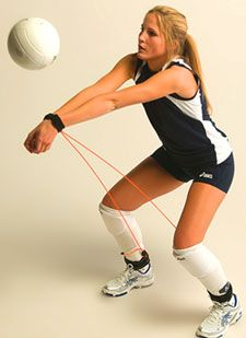 Pass Rite Training Aid Midwest Volleyball Warehouse Volleyball Training Volleyball Workouts Coaching Volleyball