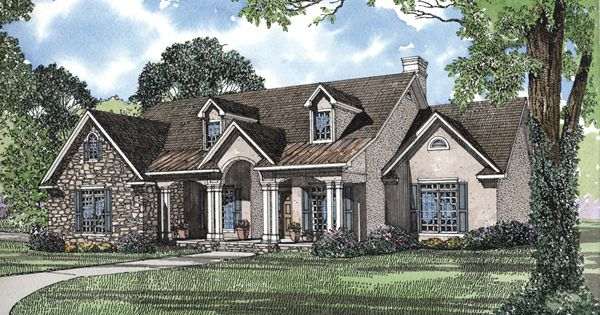 Claudius Ranch Home House Plans Home And Ranch Home Plans