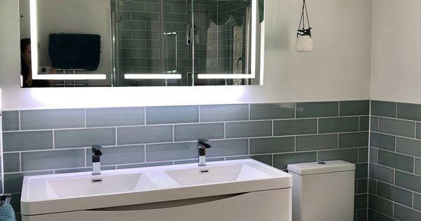 Eliza Demist Cabinet Stylish Bathroom Mirror Cabinets Illuminated Mirrors