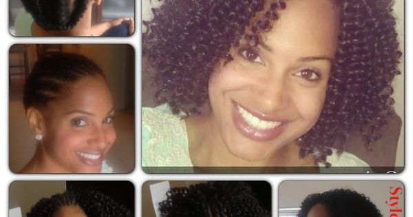 Crochet Braids Protective Hairstyle Freetress Waterwave