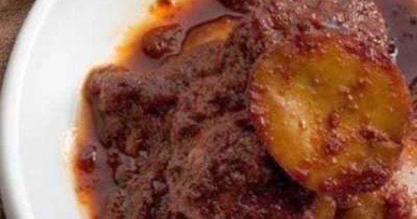 Resep Semur Jengkol Betawi Asli Kuah Santan Pedas Resep Masakan Resep Masakan
