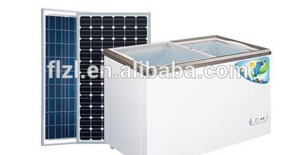 12v Dc Deep Freezer With Adapter Solar Panel And Battery