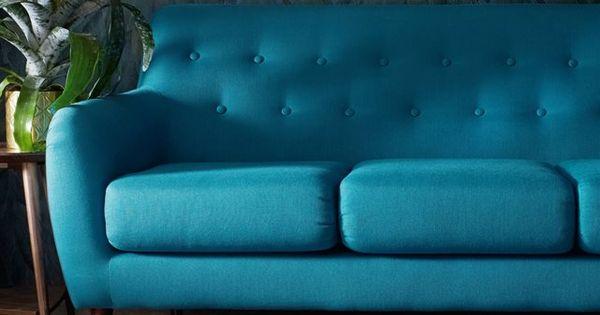 Canap Watford Inspiration Vintage Pour Cette Banquette L Gante Et Confortable Avec Son Haut