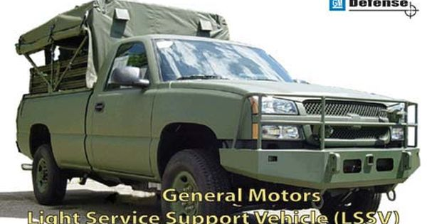 Light Service Support Vehicle Lssv Vehicles Cargo Cover