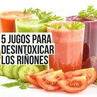 Jugo Para Desintoxicar Los Riñones 1 Jugo De Sandía Y Limón Vale Recordar Que La Sandía Tiene Un 92 De A Detox Juice Detox Juice Recipes Detox Diet Drinks